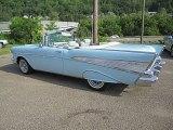 1957 Chevrolet Bel Air Larkspur Blue