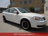 2007 Summit White Chevrolet Cobalt LT Coupe #81288075