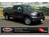 2013 Magnetic Gray Metallic Toyota Tundra Double Cab 4x4 #81287711