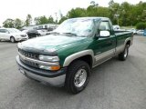 1999 Chevrolet Silverado 2500 LS Regular Cab 4x4 Data, Info and Specs
