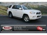 2013 Blizzard White Pearl Toyota 4Runner SR5 4x4 #81287703