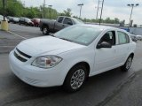 2010 Chevrolet Cobalt LS Sedan Front 3/4 View