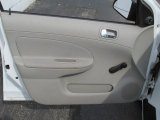 2010 Chevrolet Cobalt LS Sedan Door Panel