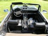 Alfa Romeo Spider Interiors