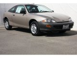1999 Medium Sunset Gold Metallic Chevrolet Cavalier Coupe #81288038