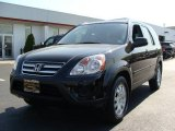 2006 Nighthawk Black Pearl Honda CR-V SE 4WD #8110840