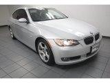 2007 Titanium Silver Metallic BMW 3 Series 328i Coupe #81288266
