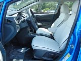 2013 Ford Fiesta Titanium Sedan Front Seat