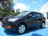 2013 Tuxedo Black Metallic Ford Escape S #81348924