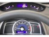 2007 Honda Civic EX Coupe Gauges
