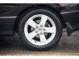 2007 Honda Civic EX Coupe Wheel