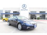 2013 Fathom Blue Pearl Acura TL  #81348826
