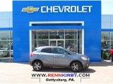 2013 Satin Steel Gray Metallic Buick Encore Convenience AWD #81349228