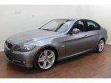 2009 Space Grey Metallic BMW 3 Series 335i Sedan #81348919