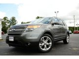 2011 Sterling Grey Metallic Ford Explorer Limited 4WD #81349319