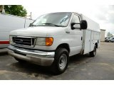 2004 Ford E Series Cutaway E350 Commercial Utility Truck Data, Info and Specs