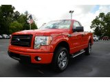 2013 Ford F150 STX Regular Cab Data, Info and Specs