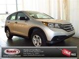 2013 Alabaster Silver Metallic Honda CR-V LX #81348806