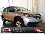 2013 Alabaster Silver Metallic Honda CR-V LX #81348805