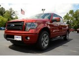 2013 Ruby Red Metallic Ford F150 FX2 SuperCrew #81349305