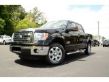 2013 Kodiak Brown Metallic Ford F150 XLT SuperCrew #81349302