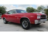 1970 Chevrolet Chevelle Red