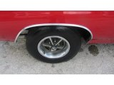 Chevrolet Chevelle Wheels and Tires