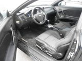 2008 Hyundai Tiburon GS GS Black Cloth Interior