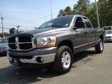 2006 Mineral Gray Metallic Dodge Ram 1500 SLT TRX Quad Cab 4x4 #81349476