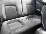 2008 Hyundai Tiburon GS Rear Seat