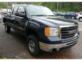 2008 GMC Sierra 2500HD SLE Extended Cab 4x4 Data, Info and Specs