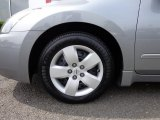 Nissan Altima 2007 Wheels and Tires