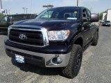 2012 Black Toyota Tundra Double Cab 4x4 #81348856