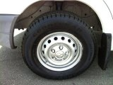 Dodge Sprinter Van Wheels and Tires