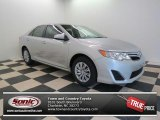 2013 Classic Silver Metallic Toyota Camry LE #81349267