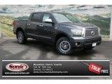 2013 Magnetic Gray Metallic Toyota Tundra TRD Rock Warrior CrewMax 4x4 #81348759