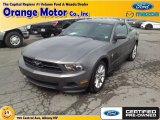 2011 Sterling Gray Metallic Ford Mustang V6 Premium Coupe #81349034