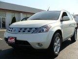 2003 Glacier White Pearl Nissan Murano SE AWD #8119445