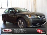 2013 Hematite Metallic Honda Accord LX Sedan #81403312