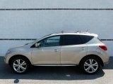 2009 Saharan Stone Metallic Nissan Murano LE AWD #8115813