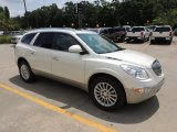 2009 Buick Enclave White Opal