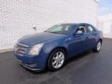 2009 Blue Diamond Tri-Coat Cadillac CTS Sedan #81403404