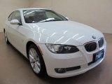 2008 Alpine White BMW 3 Series 335xi Coupe #81403303