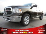 2013 Black Gold Pearl Ram 1500 Big Horn Quad Cab #81403482