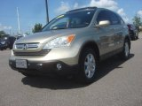 2007 Borrego Beige Metallic Honda CR-V EX-L #81403964