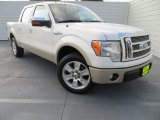 2010 Oxford White Ford F150 King Ranch SuperCrew #81403562
