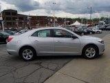 2013 Silver Ice Metallic Chevrolet Malibu LS #81403455