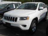 2014 Bright White Jeep Grand Cherokee Laredo 4x4 #81403274