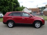 2014 Remington Red Kia Sorento LX AWD #81403451