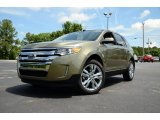 2013 Ginger Ale Metallic Ford Edge Limited #81403740